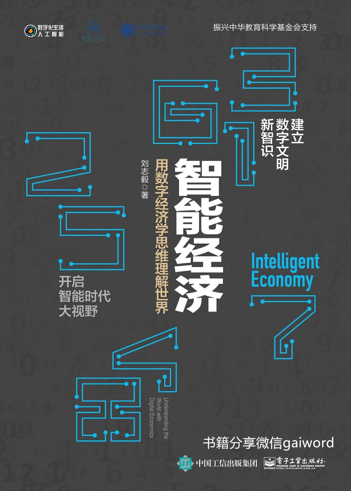 智能經濟:用數字經濟學思維理解世界mobi